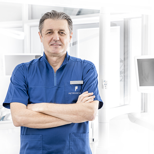 Dr Borivoje Petrović