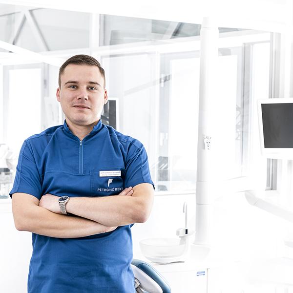 Dr Strahinja Zrnzević